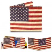 Mighty Wallet Stars n Stripes